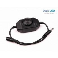 LED Dimmer dengan Konektor DC | DC 12-24V 4A