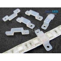 Silicone Clip Holder untuk LED Strip