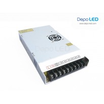 Power Supply SLIM 200W DC 12V KIPAS PENDINGIN