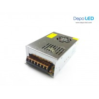 Small Form Factor Power Supply 20A | 250W DC 12V dengan KIPAS PENDINGIN