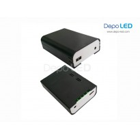 Power Bank Case DC 12V