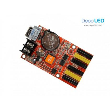 HD-U62 Running Text Controller Card | 64 x 512 | USB